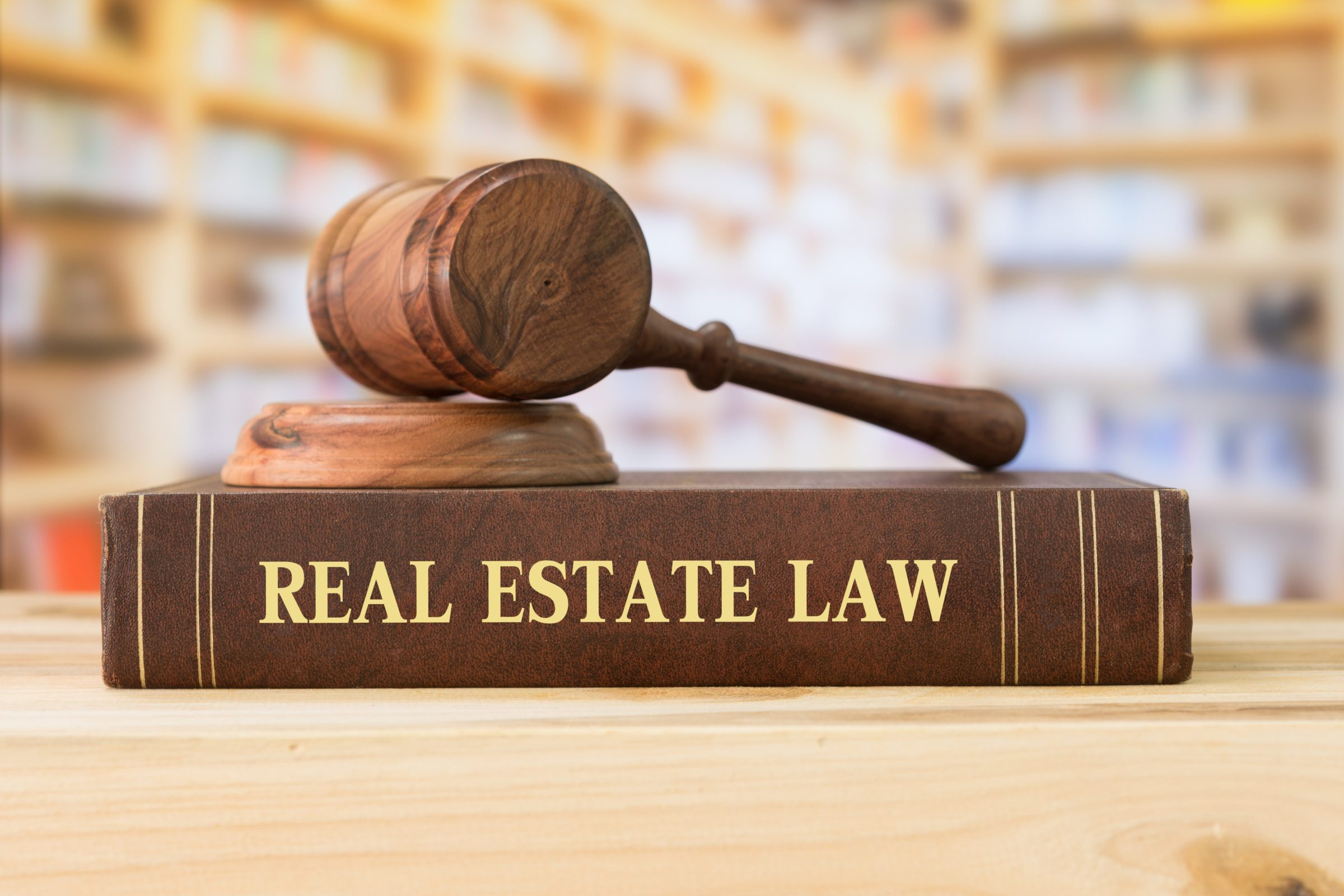 Real Estate Law: (Why You Need An Expert)