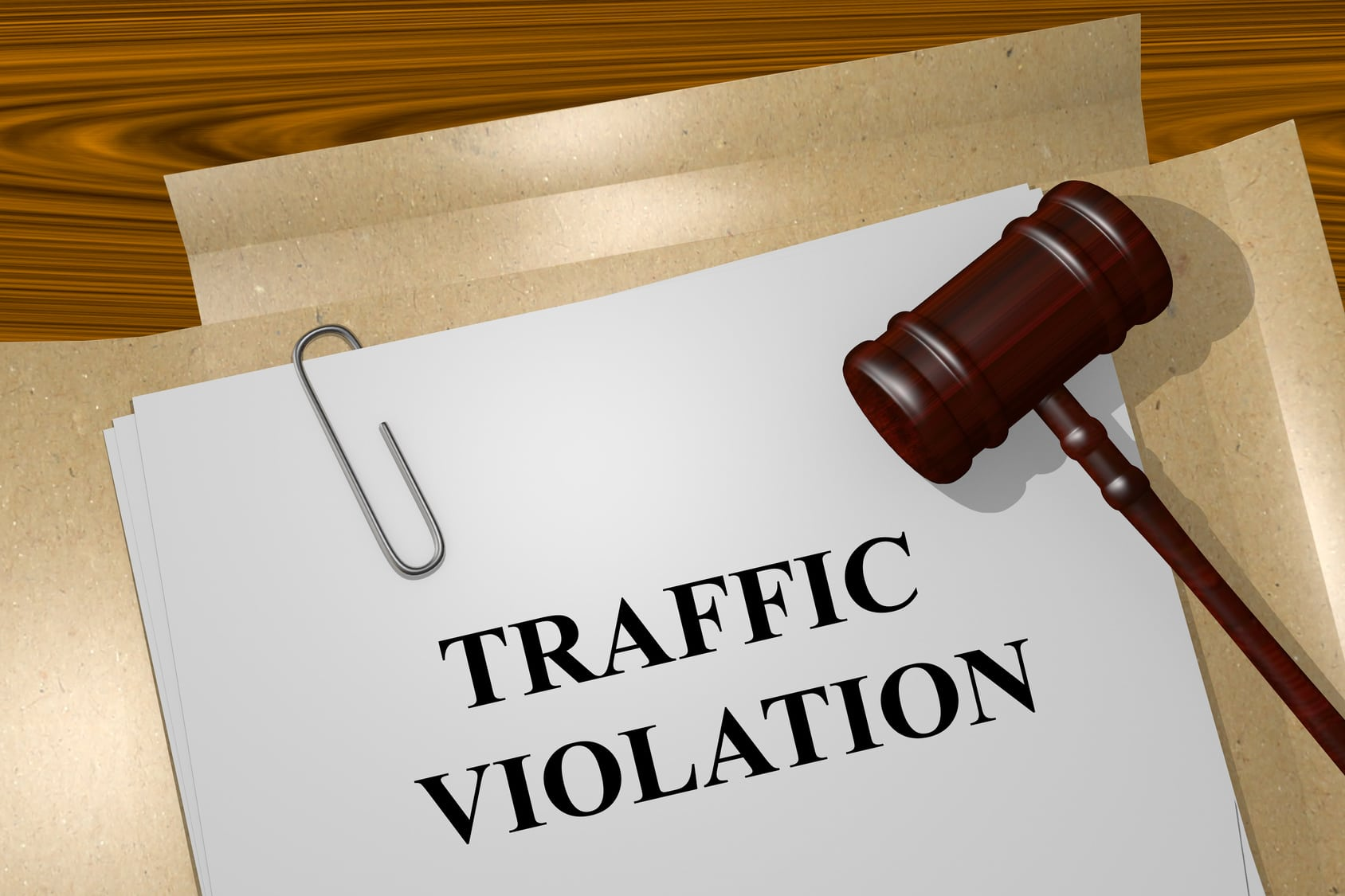 Have Outstanding Traffic Tickets? (Here's What You Can Do)